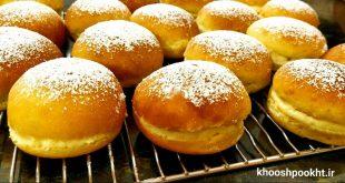 آموزش پخت نان